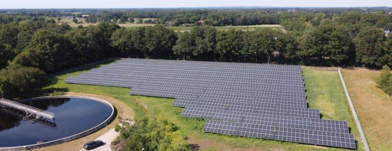 zonneparken-vechtstromen | Klomp BV